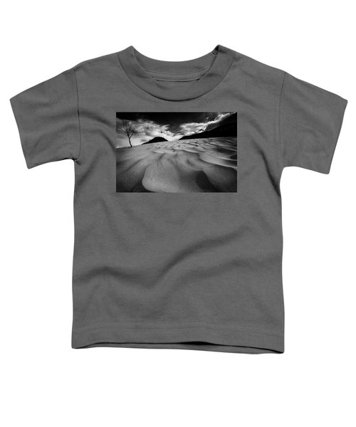 Swerves And Curves In Jasper Toddler T-Shirt