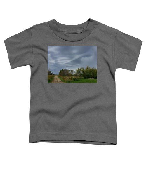 Swirel Toddler T-Shirt