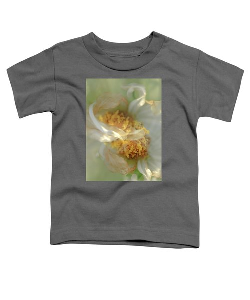 Flower Swirl.... Toddler T-Shirt