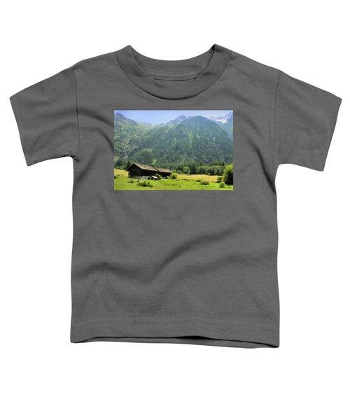 Swiss Mountain Home Toddler T-Shirt