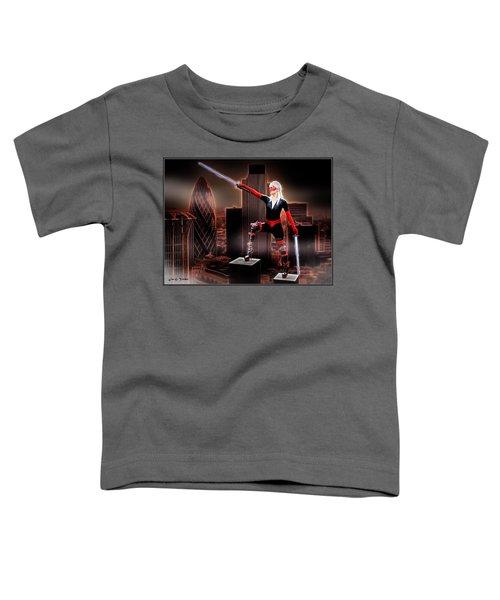 Sword Of The Avenger Toddler T-Shirt