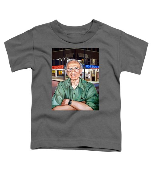Syd Simon  Toddler T-Shirt