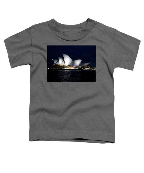 Sydney Opera House Toddler T-Shirt