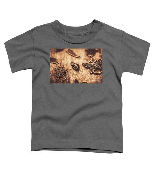 Symbols Of Zen Toddler T-Shirt