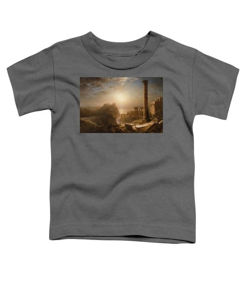 Syria By The Sea Toddler T-Shirt