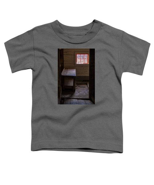 Table And Window Toddler T-Shirt