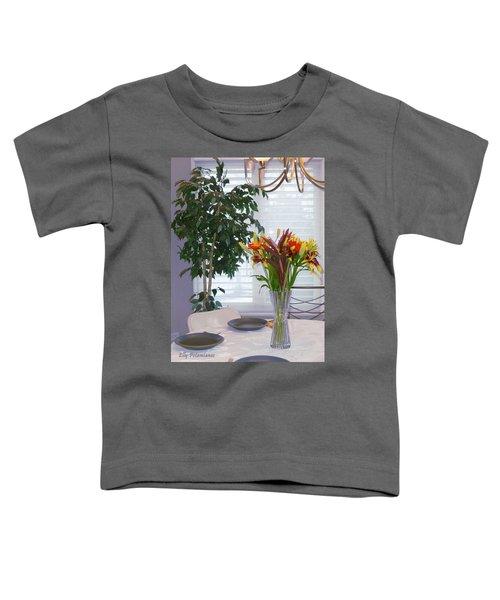 Tabletop Toddler T-Shirt