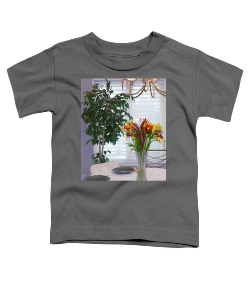 Tabletop Toddler T-Shirt
