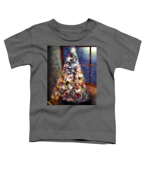 Tabletop Tannenbaum Toddler T-Shirt