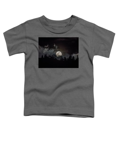 Tahoe Moon Cloud Toddler T-Shirt