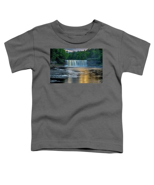 Tahquamenon Falls Toddler T-Shirt