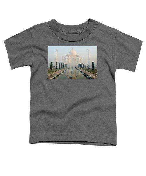 Taj Mahal At Sunrise 02 Toddler T-Shirt