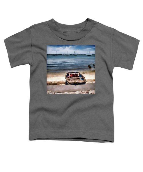 Take Me Out Toddler T-Shirt