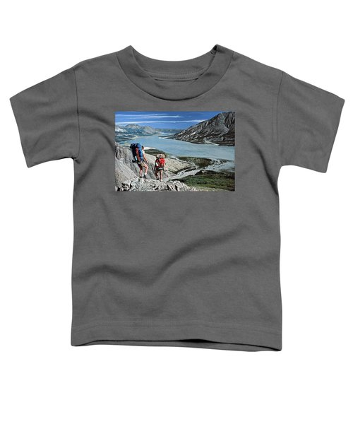 Take This View And Love It Toddler T-Shirt