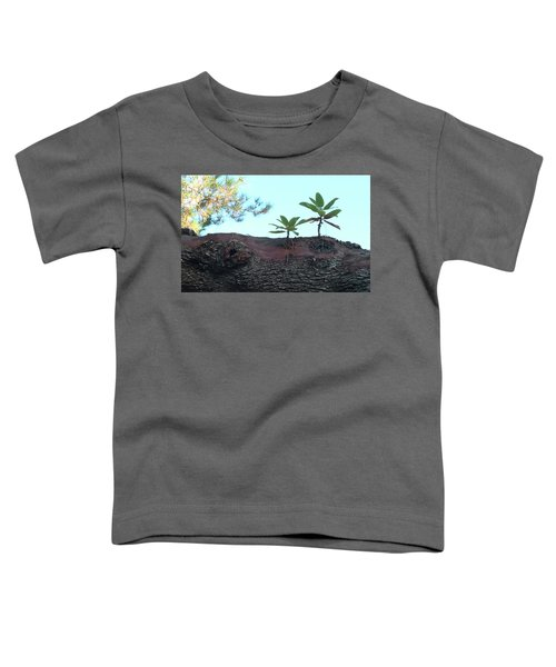 Taking A Walk Toddler T-Shirt