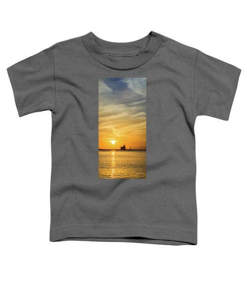 Toddler T-Shirt featuring the photograph Tall Drink Of Comfort by Bill Pevlor