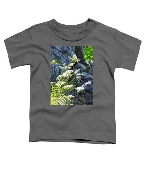 Tall Grass In A Breeze Toddler T-Shirt