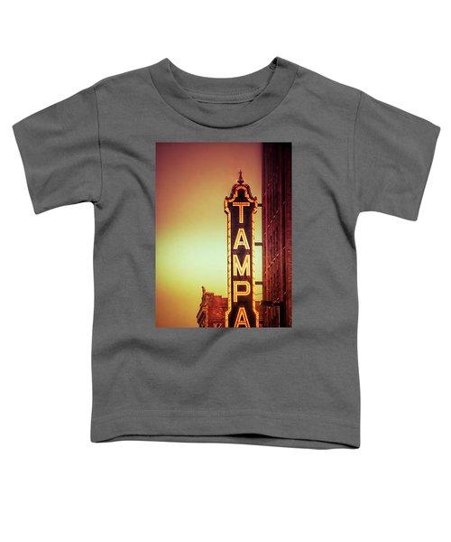 Tampa Theatre Toddler T-Shirt