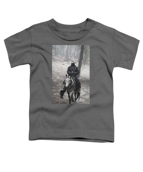 Tapadero Cowboy Toddler T-Shirt
