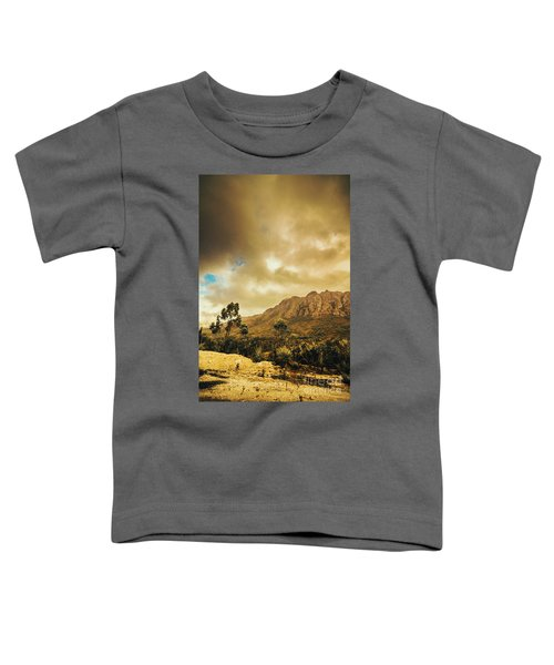 Tasmania Mountain Marvels Toddler T-Shirt