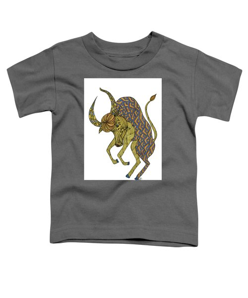 Taurus Toddler T-Shirt