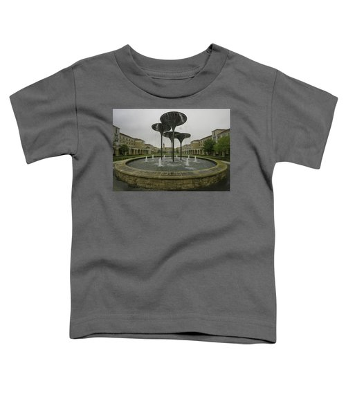 Tcu Campus Commons Toddler T-Shirt
