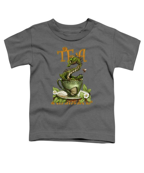 Tea Dragon Toddler T-Shirt