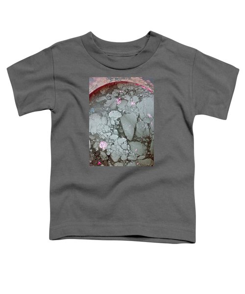 Tectonic With Sky Above And Below Toddler T-Shirt