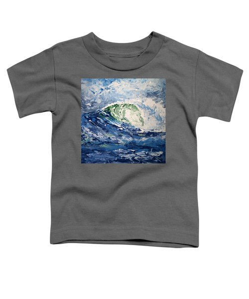 Tempest Abstract Toddler T-Shirt