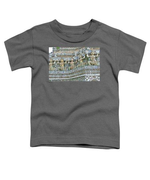Temple  Toddler T-Shirt