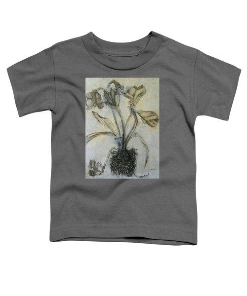 Temporal Layers, Amaryllis Toddler T-Shirt