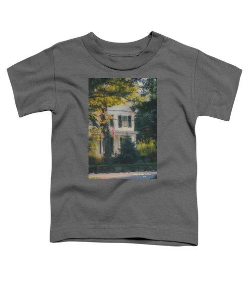 Ten Lincoln Street, Easton, Ma Toddler T-Shirt