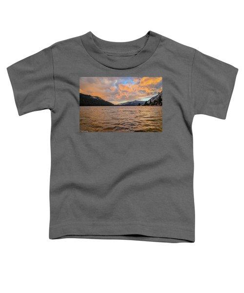 Tenaya Lake Toddler T-Shirt