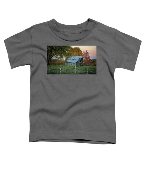 Tennessee Barn Toddler T-Shirt