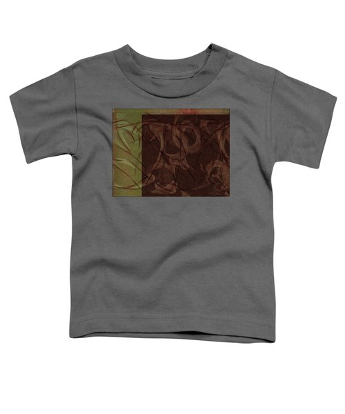 Terpsichore Abstract Toddler T-Shirt
