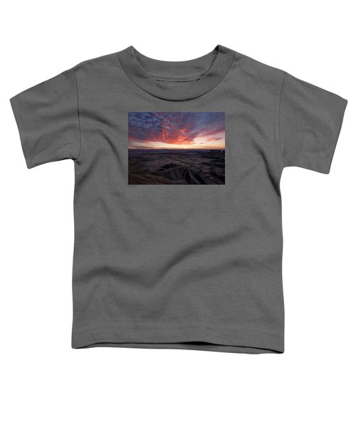 Terrain Toddler T-Shirt