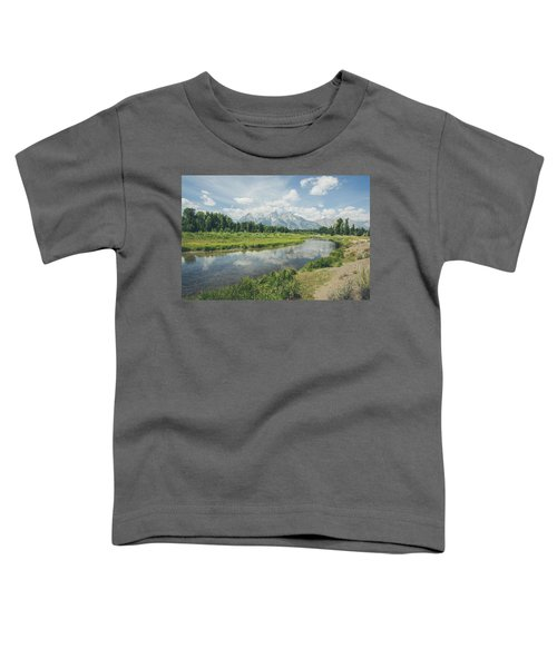 Teton Reflections Toddler T-Shirt