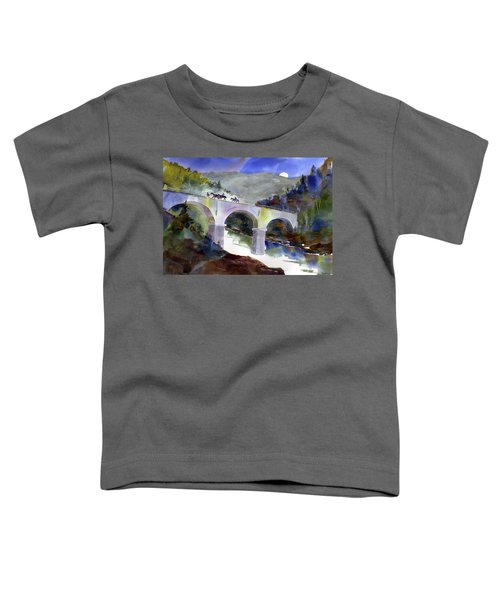 Tevis Crossing 3am Toddler T-Shirt