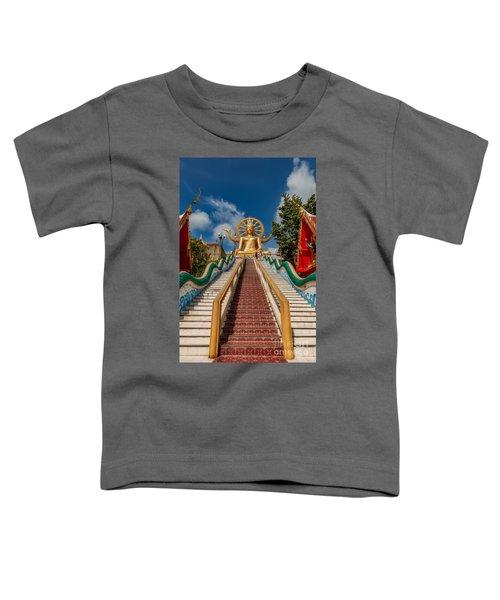 Thai Big Buddha Toddler T-Shirt