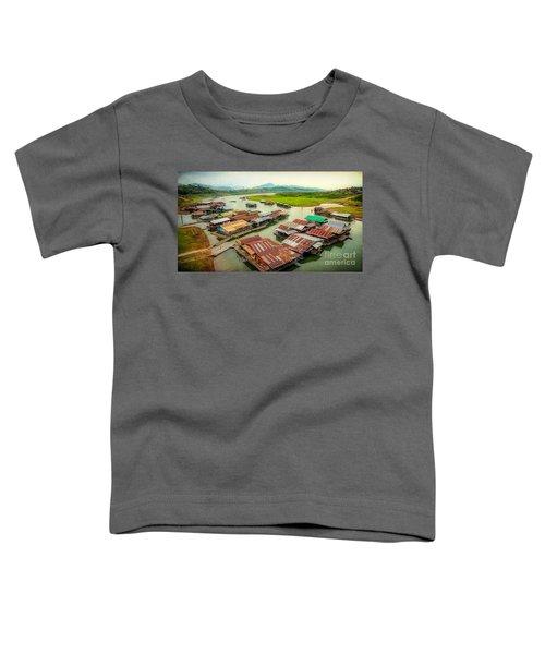 Thai Floating Village Toddler T-Shirt