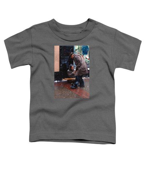 Thanks Mister Toddler T-Shirt