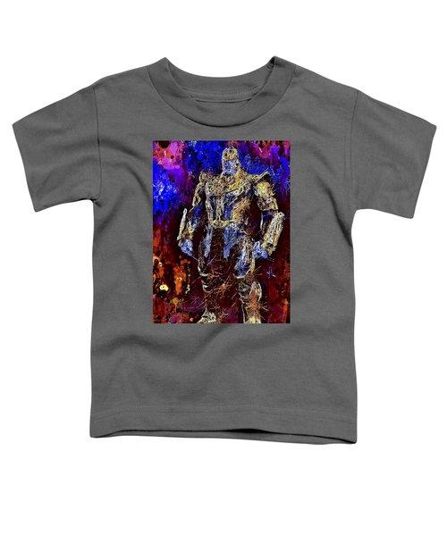 Thanos Toddler T-Shirt