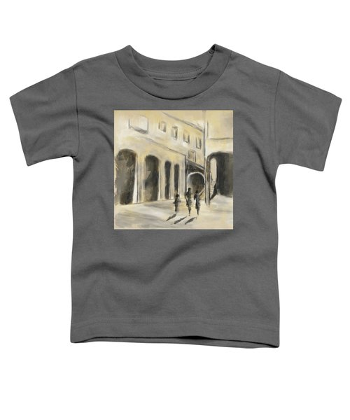 That Old House Toddler T-Shirt
