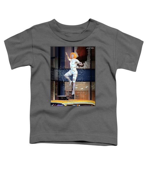 The 5th Element Toddler T-Shirt