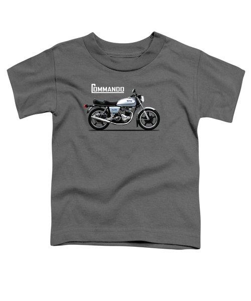 The 850 Commando Toddler T-Shirt