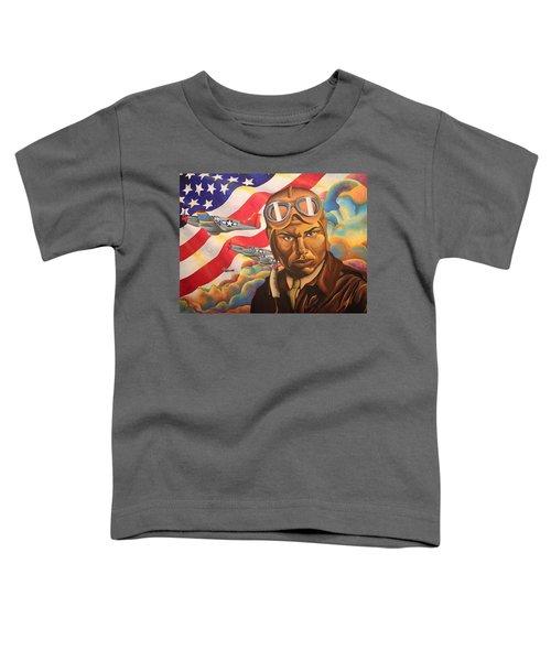 The Airman Toddler T-Shirt