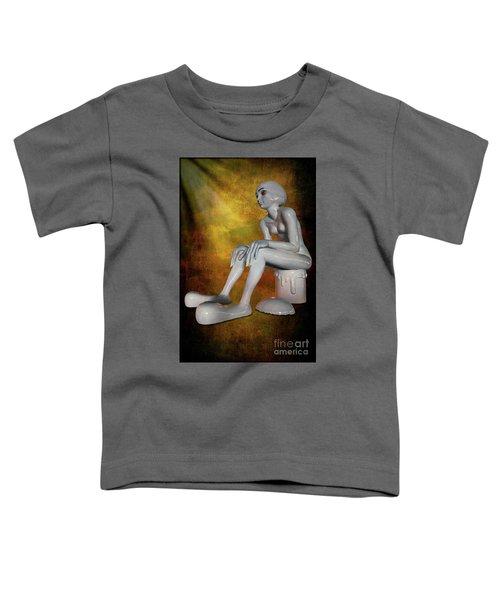 The Alien Toddler T-Shirt