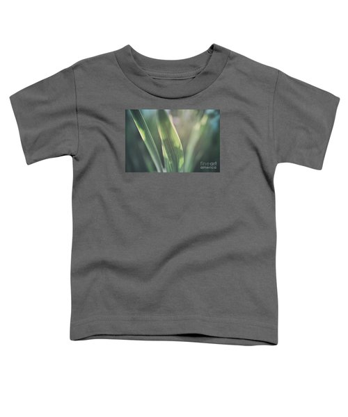 The Allotment Project - Sweetcorn Leaves Toddler T-Shirt