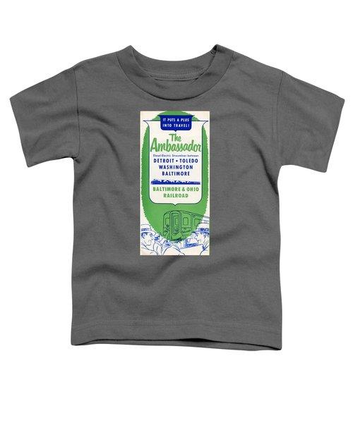 The Ambassador Toddler T-Shirt