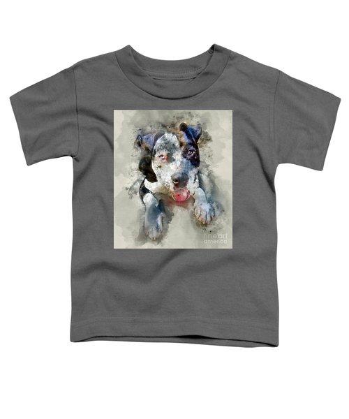 The American Pitbull Toddler T-Shirt